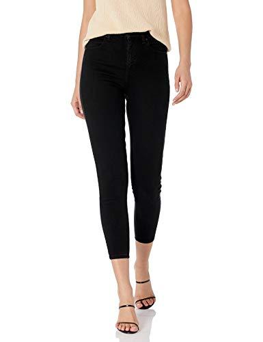 Volcom Liberator High Rise Pantalon pour Femme XS Noir délavé de Haute qualité