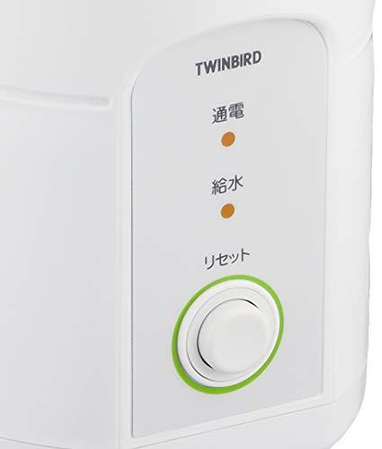 TWINBIRDミントアロマオイル付加湿器SK-4976W