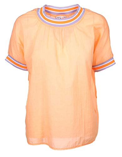 Emily van den Bergh Damen Bluse Größe 40 EU Orange (orange)