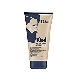 QRAA 10 In 1 Hydra Boost Moisturizer For Men With Sun Shield  - Curiouskeeda moisturizer