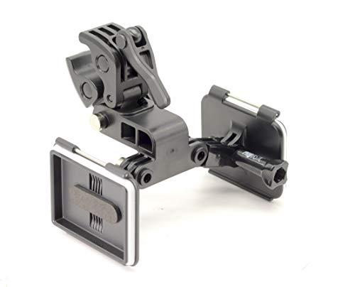 Protastic 'Sportsman' houderset – monteer je GoPro Hero 3/4 action camera op je pistool, bogen, paintball, hengel enz.