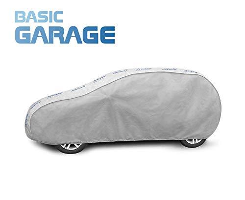Mehrsaisonale Abdeckplane für das Auto geeignet für VW Golf VI Plus Vollgarage Autoadbeckung Ganzgarage - L1