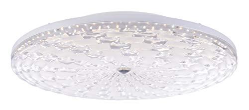 Globo 41356-36 - Lámpara LED de techo (luz diurna, mando a distancia)