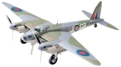 タミヤ 1/48 傑作機シリーズ No.66 イギリス空軍 デ・ハビランド モスキートB Mk.IV/PR Mk.IV プラモデル 6...