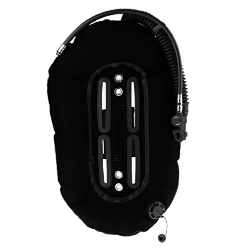 Prettyia 30lb Snorkeling Tech Dive Donut Wing with Single Cylinder Scuba Diving BCD Buoyancy Compensators