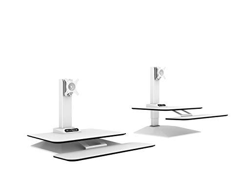 Home office Höhenverstellbarer Tischaufsatz für einen Bildschirm Büromöbel Büroeinrichtung Büroausstattung elektrischer Schreibtisch Arbeitsplatz Motor ergonomisch