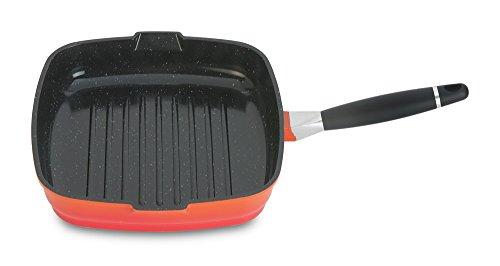 Berghoff Grillpfanne, Aluguss, orange, 3 cm