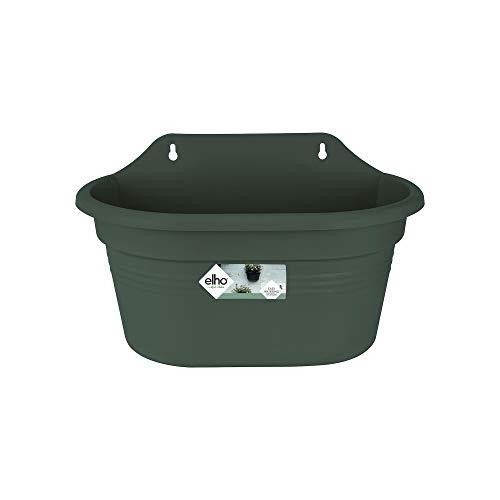 Elho Green Basics Wall Basket 30 - Jardinera - Leaf Green -...
