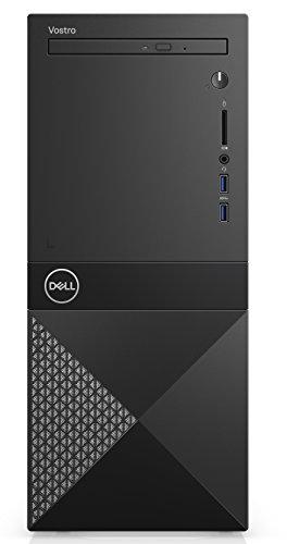 Dell VOSTRO 3670 - Ordenadores de sobremesa con I3 4/1TB W10P 1Y CAR