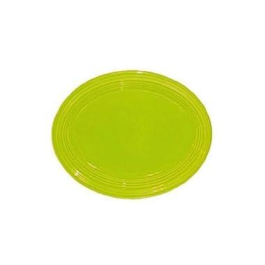 Fiesta 11-5/8-Inch Oval Platter, Lemongrass