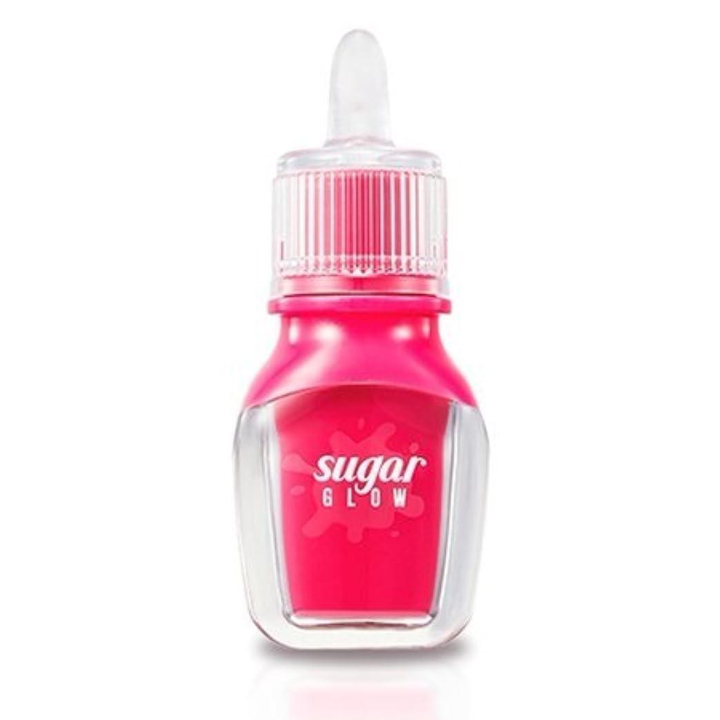 波ケーキテロPeripera Sugar Glow Tint (#5 Cherrypie Filling) / ペリペラ シュガーグローティント 4ml [並行輸入品]