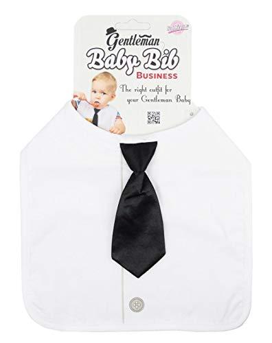Baby Lätzchen mit Krawatte - Gentleman
