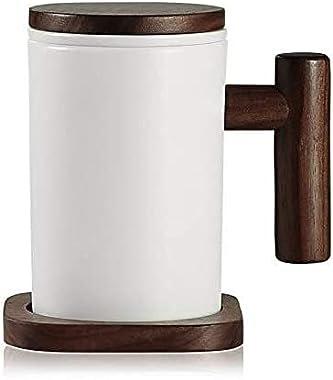 セラミックコーヒーカップとソーサーセットコッピーセットアフタヌーンティーカップレッドティーカップ コーヒーカップ
