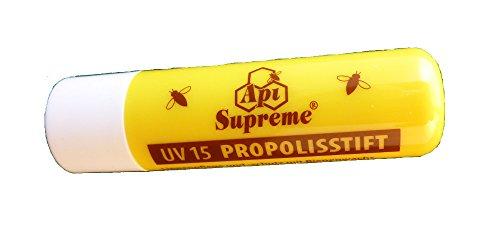 Lippenstift Propolis UV15 Propolisstift Api Supreme 1 Stück | Lippenpflege
