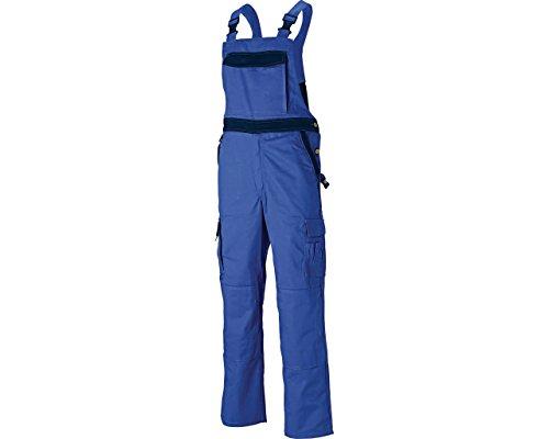 Dickies Industry 300 Latzhose, robuste Arbeitshose mit Knieschonern, breite Träger mit Stretch, viele Taschen, regular fit, Größe: 44 - 64, verschiedene Farben