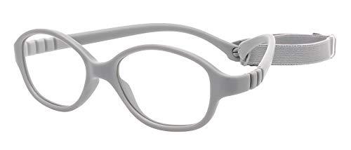 EnzoDate 2-in-1 Basketball Brille Optische Frame Abnehmbare Beine und Strap Sports Schutzbrille sch/ützende