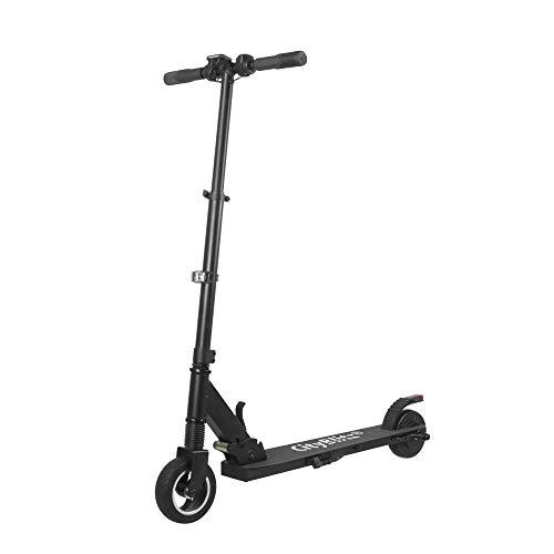 """CityBlitz E-Scooter Slimline, CB049C Elektroroller 6,5\""""- 5,5\"""", elektronische Hinterradbremse, schwarz"""