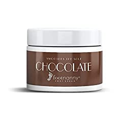Footnanny - Mini Chocolate Foot Cream for cracked heels