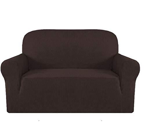 X-ZBS Funda de sofá para Funda de sofá elástica, para sofá de 1-4 Personas (si su sofá es un sofá de Esquina en Forma de L, Debe Comprar Dos)