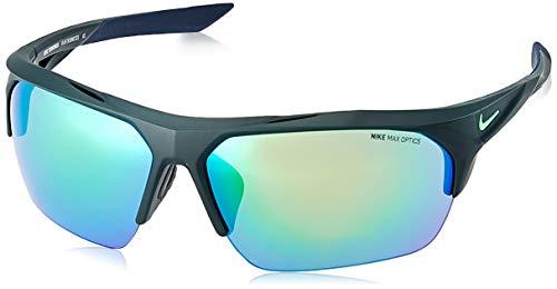 Nike Men's Terminus EV1048 EV/1048 333 Seaweed Wrap Sunglasses 76mm
