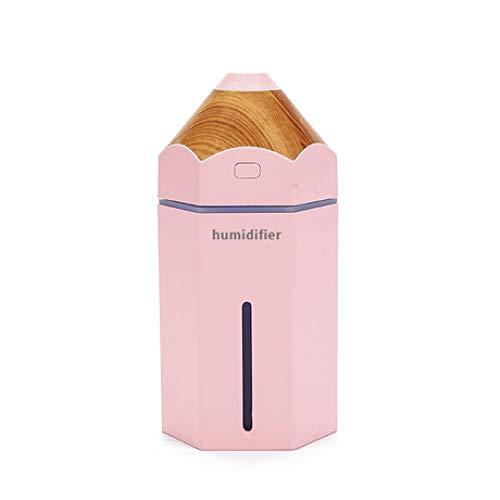 SUNHAO Humidificateur Forme de Crayon USB Bureau Maison muet atomiseur Voiture humidifie