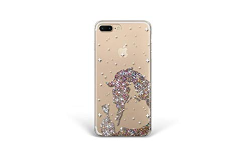 Kaidan iPhone SE 2020 Case XS Max Name 11 Pro 12 Mini 8 7 Plus Beauty and The Beast Samsung Galaxy S10e S20 Fe Rose A90 S21 S8 S9 S10 + Note 20 Ultra 10 Lite 9 Compatible LG Google Pixel 5 3 XL FDP12