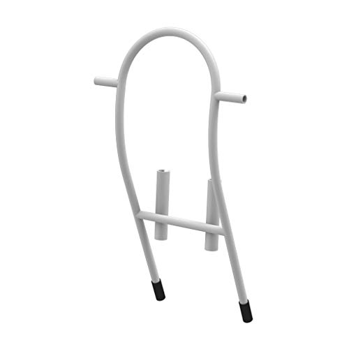 BOTE Tackle Rac   Stand Up Paddle Board Accessory for Fishing & Recreation, White