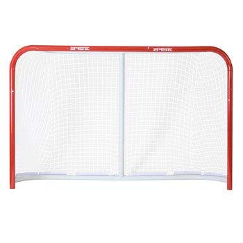 "BASE - Streethockeytor 72"" (183x122x75cm) I Outdoor-Tor I Tor mit Metallrahmen I Tor für den Garten I Tor für Hockeybälle & Pucks I Hockeytor für Streethockey-Training"