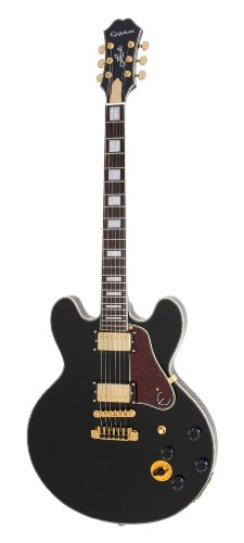 Epiphone 'B. B. King' LUCILLE Signature Semi-Hollow-Body Electric Guitar