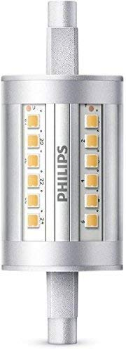 Philips Led-staaf, vervangt 60 W, R7S, neutraal wit (3000 Kelvin), 950 Kelvin, 78 mm