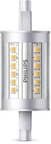 Philips LED Stab ersetzt 60W, R7S, neutralweiß (3000 Kelvin), 950 Kelvin, 78mm