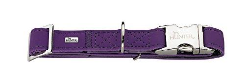 Hunter - Collier Softie Alu-fort 30-45 cm violette