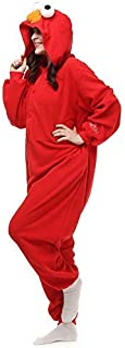 elmo onesie for adults