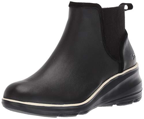 Jambu Women's Ember Water Resistant Ankle Boot, Black, 9 M US