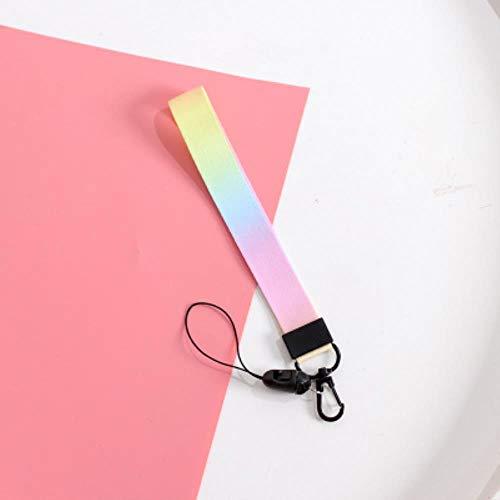 Key kleurenribbon leuke doe,korte regenboog