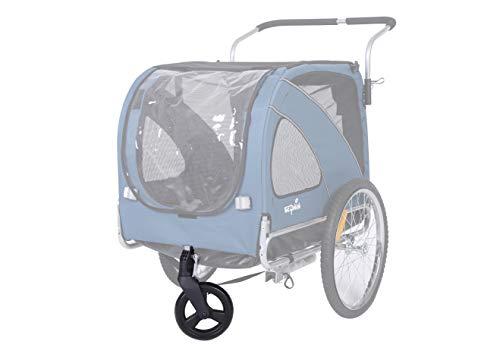 Leonpets 8 Zoll Universal Vorderrad für Haustier Fahrradanhänger