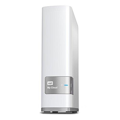 Western Digital 3TB My Cloud persönliche Cloud NAS Festplatte - LAN - WDBCTL0030HWT-EESN