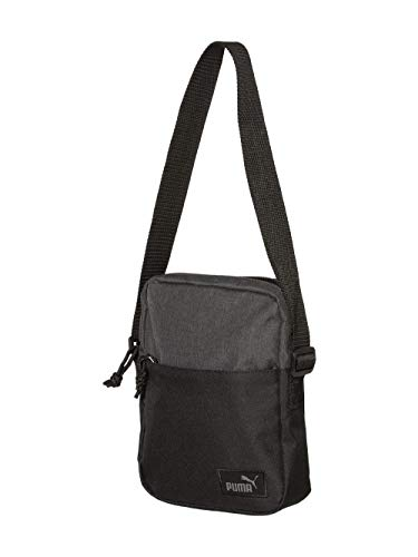 Puma - Crossover Bag - PSC1044 - One Size - Heather Dark Grey/Black