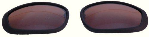 Lunettes de soleil polarisers pour RxMulti3D Verres, Noir