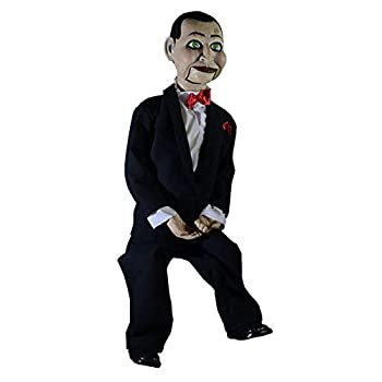 Trick or Treat Dead Silence Billy Puppet Prop