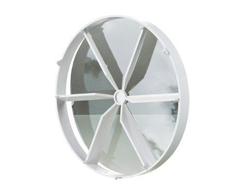 Clapet anti-retour adapté à tous les ventilateurs 100 Ventilateurs