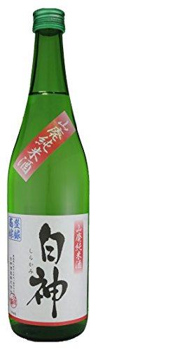 白神酒造『白神 山廃純米酒』