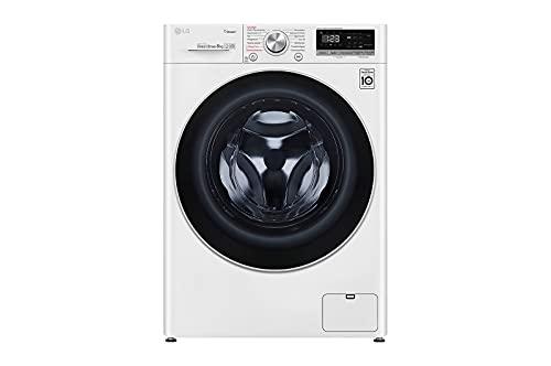 LG V4W800 Waschmaschine Frontlader A / 1400 rpm / 8 kilograms