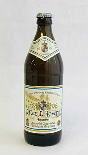 Tegernseer Max I. Joseph Jubiläumsbier (0,5 l/5,2% vol.)