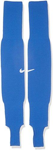 NIKE 3/4 Length Socks TS Stirrup III Game Calcetines, Unisex, Multicolor-Azul, Blanco, L/XL