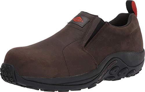 Merrell Work Jungle Moc Leather Moc Composite Toe SD+ Espresso 13 W