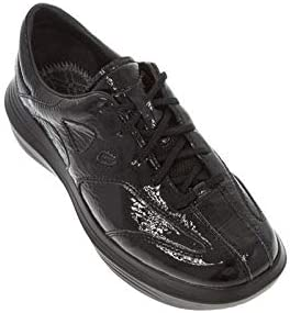 kybun 2021new shipping free shipping Women's Basel Onyx Footwear Leather Superlatite