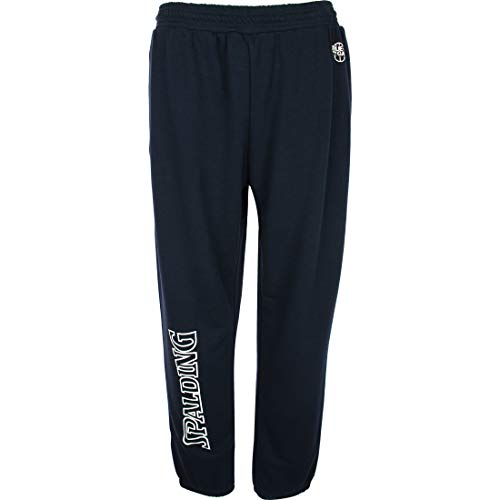 Spalding Herren Team Ii Lange Hose Pants, Navy Blue, 4XL EU