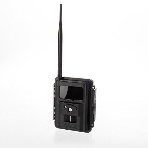 SEISSIGER Special-Cam-3 2G BlackFlash HD 12MP BlackEdition Komplettpaket