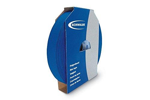 Schwalbe Fatbike Rim Tape Felgenband, blau, Einheitsgröße
